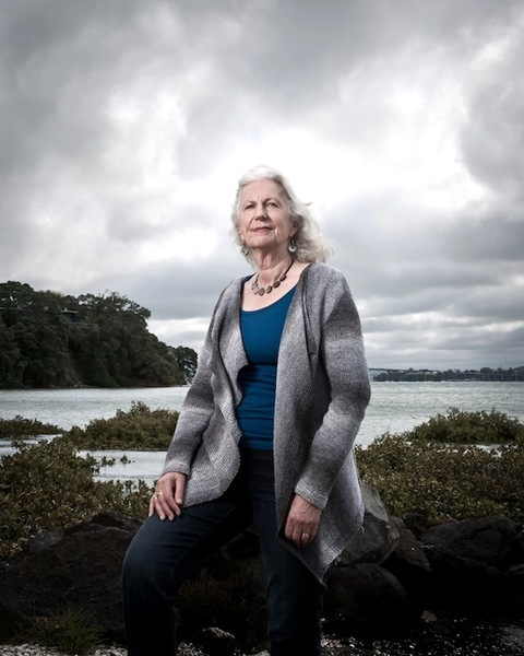 DAME ANNE SALMOND,ANTHROPOLOGIST & WRITER