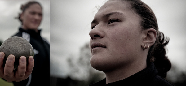 VALERIE ADAMS-WORLD & OLYMPIC CHAMPION SHOT PUTTER