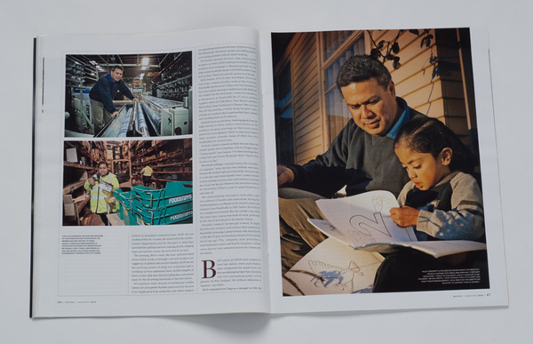 METRO MAGAZINE-FEATURE ON THE MAFILE'O FAMILY