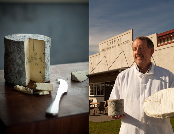 ROSS McCALLUM-KAIMAI CHEESE Co.