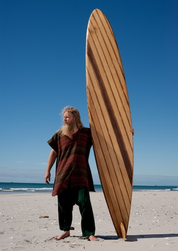 ROY STEWART-SURFBOARD MAKER