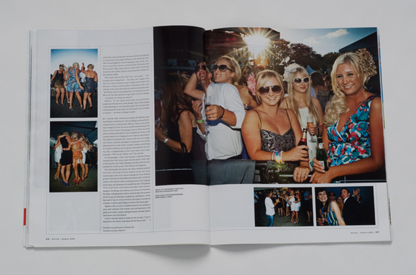 METRO MAGAZINE-FEATURE ON ELLERSLIE RACECOURSE