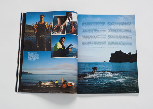 LIFE & LEISURE MAGAZINE-FEATURE ON JOSHUA KAUTUA & WHANAU