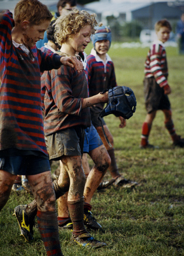 ROSMINI COLLEGE RUGBBY PLAYERS
